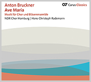 Bruckner: Ave Maria, Carus Classics (Rademann)