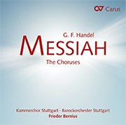 Handel: Messiah. The Choruses / Bernius (Sampler)