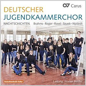 Deutscher Jugendkammerchor: Nachtschichten