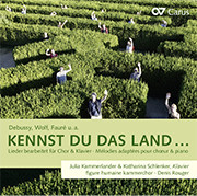 Kennst du das Land ... (figure humaine kammerchor)