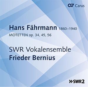 Fährmann: Motetten op. 34, 45, 56
