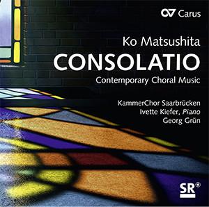 Ko Matsushita: Consolatio. Contemporary Choral Music