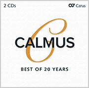 CALMUS - BEST OF 20 YEARS