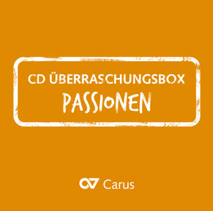 CD surprise box PASSIONS