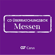 CD Überraschungbox MESSEN