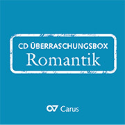 CD surprise box ROMANTIK