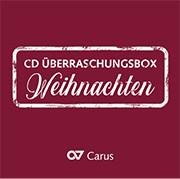 CD Überraschungbox WEIHNACHTEN