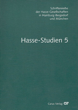 Hasse-Studien 5