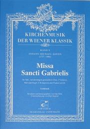 Johann Michael Haydn: Missa Sancti Gabrielis