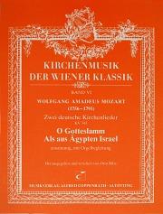 Mozart: Zwei deutsche Kirchenlieder