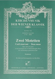 Joseph Haydn: Two Motets