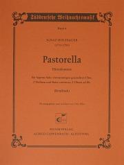 Ignaz Holzbauer: Pastorella