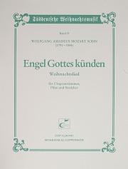 Franz Xaver Wolfgang Mozart: Engel Gottes künden