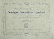 Murschhauser: Prototypon Longo-Breve Organicum