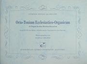 Panzau: Octo-Tonium Ecclesiastico-Organicum
