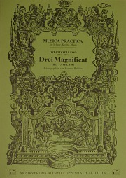 Lasso: Drei Magnificat