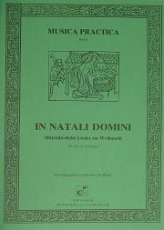 In natali domini (Mittelalterliche Lieder zu Weihnacht)