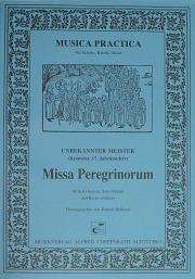 Anonymus: Missa Peregrinorum