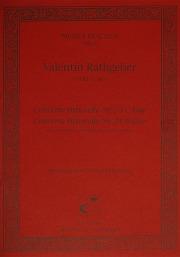 Rathgeber: Concerto pastorello 23 + 24