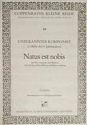 Anonymus: Natus est nobis