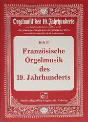 Französische Orgelmusik des 19. Jahrhunderts