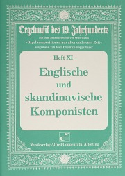 English and scandinavian composers