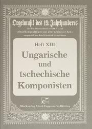 Ungarische und tschechische Komponisten