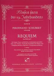 Ferdinand Schubert: Requiem in g