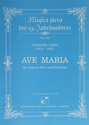 Giuseppe Verdi: Ave Maria