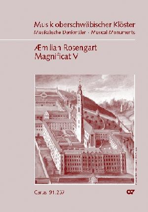 Æmilian Rosengart: Magnificat V