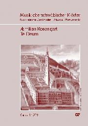 Æmilian Rosengart: Te Deum laudamus