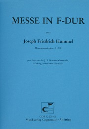 Messe in F-Dur