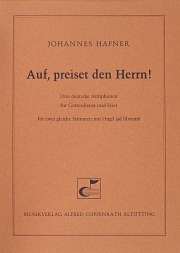 Hafner: Drei deutsche Antiphonen