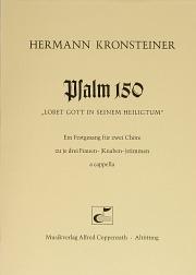 Hermann Kronsteiner: Psalm 150