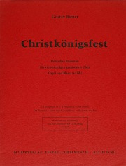 Gustav Biener: Christkönigsfest