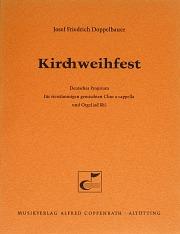 Josef Friedrich Doppelbauer: Kirchweihfest
