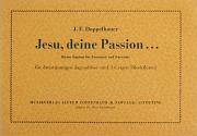 Josef Friedrich Doppelbauer: Jesu, deine Passion