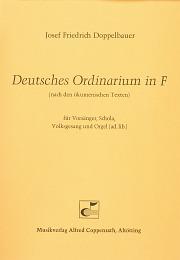 Josef Friedrich Doppelbauer: Deutsches Ordinarium