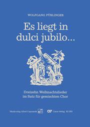 Fürlinger: Es liegt in dulci jubilo (13 Weihnachtslieder)