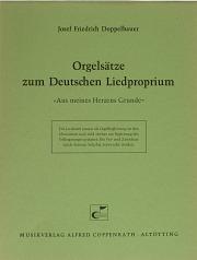 Doppelbauer, Orgelsätze zum Deutschen Liedproprium