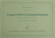 Erbach, Ausgewählte Kompositionen