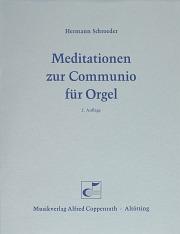 Schroeder, Meditationen zur Communio