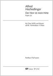 Alfred Hochedlinger: Der Herr ist mein Hirte